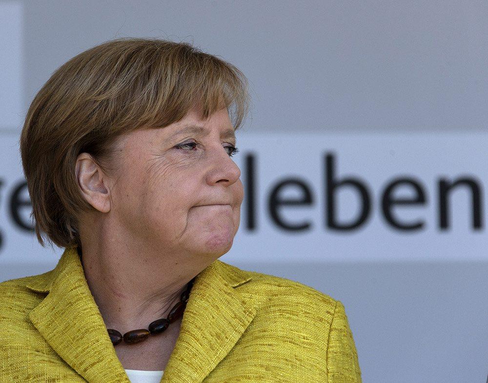 Summer tour of Chancellor Merkel